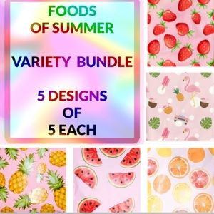 25 10X13 FOOD Bundle Poly Mailer PRICE IS FIRM
